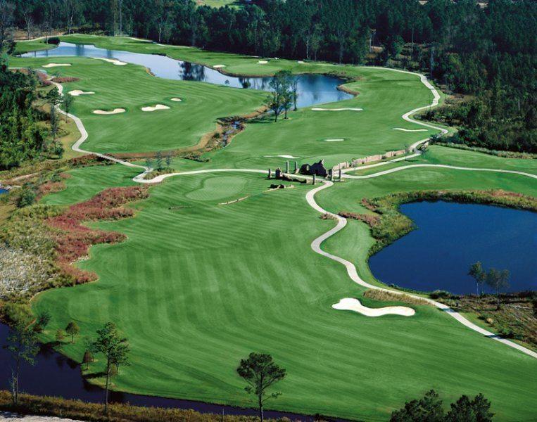 Barefoot Myrtle Beach Golf Package Deals