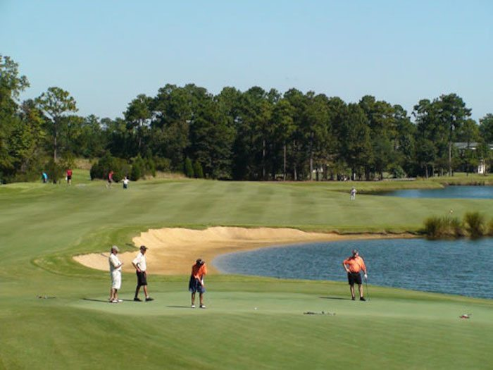 Myrtle Beach Last Minute Golf  Deals