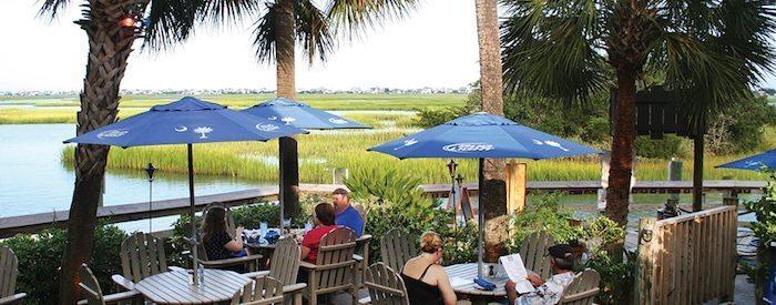 Myrtle Beach Best Water front Restaurants