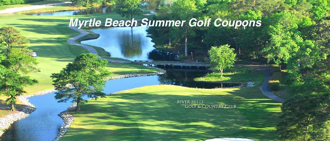 Myrtle Beach Summer Golf Coupons
