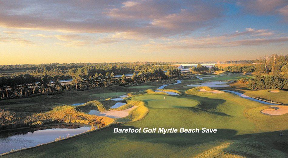 Barefoot Golf Myrtle Deals