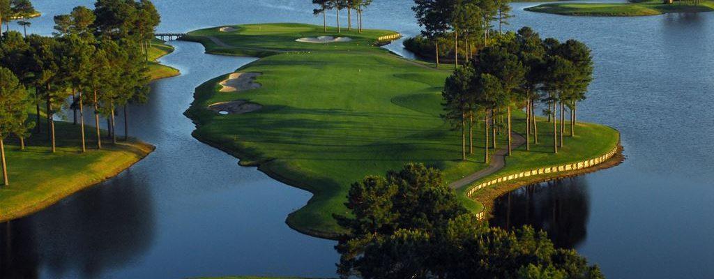 Myrtle Beach Central Elite Golf Package