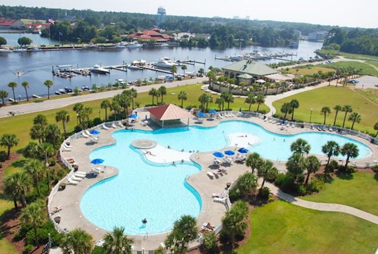 Best North Myrtle Vacation Condos Pool