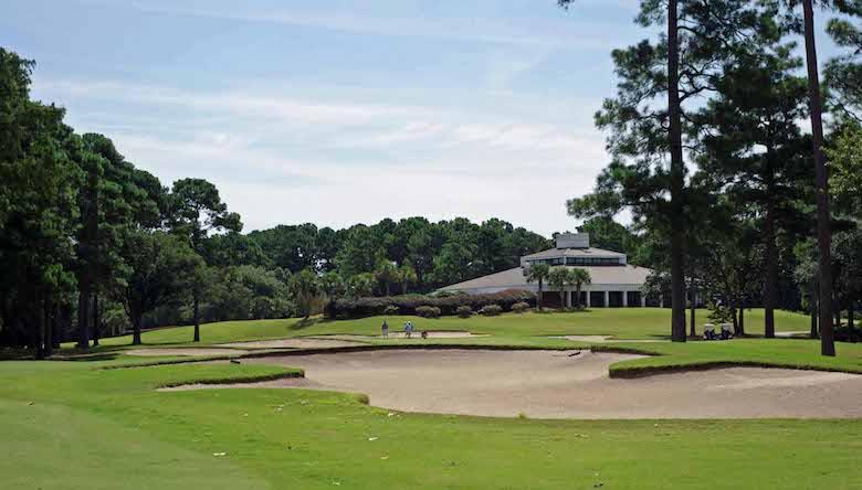 River Club Golf Myrtle Beach