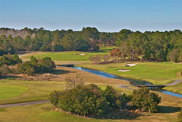Legends Heathland Myrtle Beach