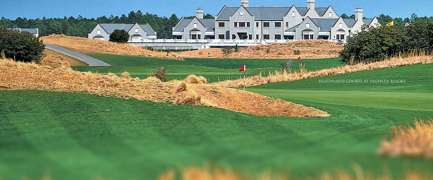 Legends Golf Myrtle Beach Deals