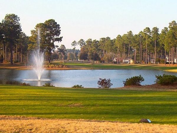 Brunswick Golf Villa Packages