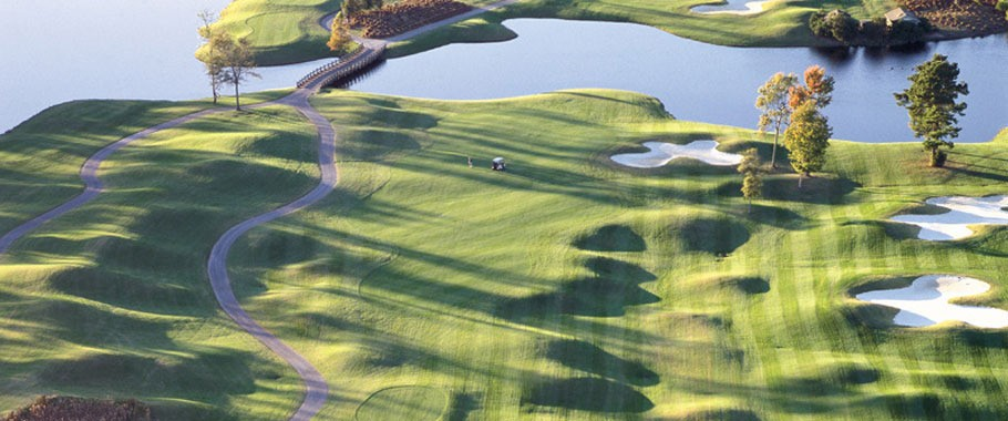 Ocean Ridge Golf Packages