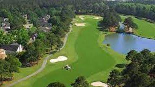 Myrtlewood Pinehills Golf Myrtle Beach SC