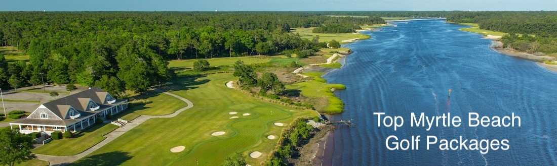 Top Myrtle Beach Golf Packages