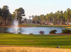 North Myrtle Golf Package