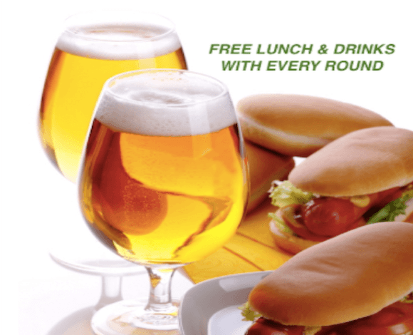 Free Lunch & Drinks Myrtle Beach