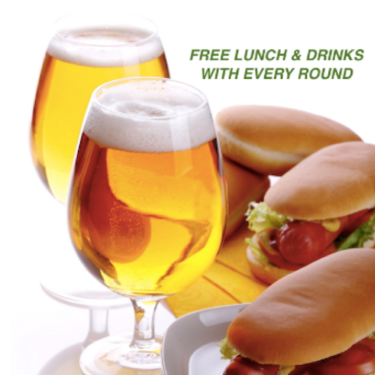 Free Lunch & Drinks Myrtle Beach