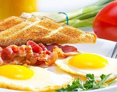 Free Breakfast Golf Package