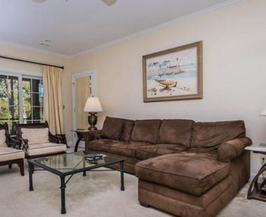 living room villa golf package south myrtle