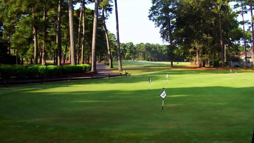 Hackler Course Golf Club