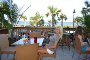 Tiki Bar and Grill Pawleys Plantation