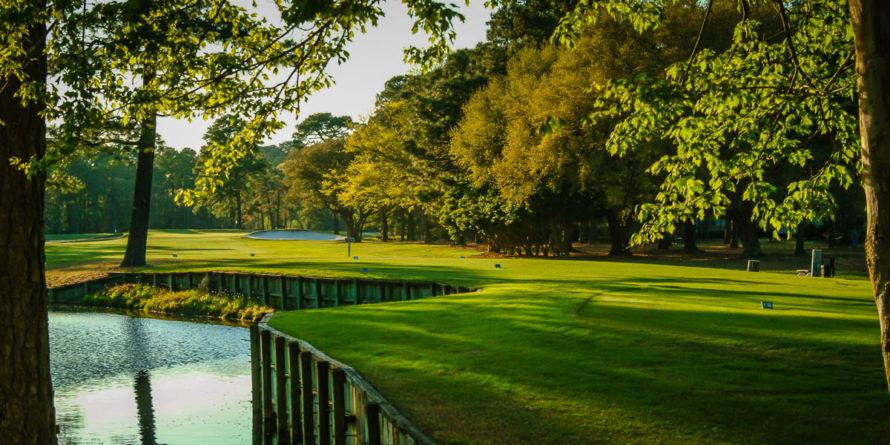 Litchfield Golf Pawley's Island Video