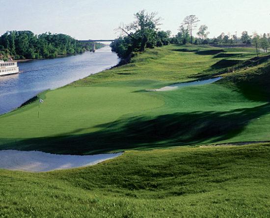 Myrtle Beach Golf Course Map