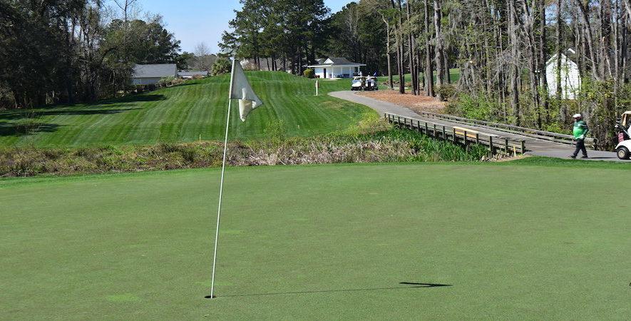 Golf Courses Near Surfside Myrtle Beach SC