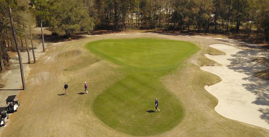 Wachesaw East Golf Course Video - SC